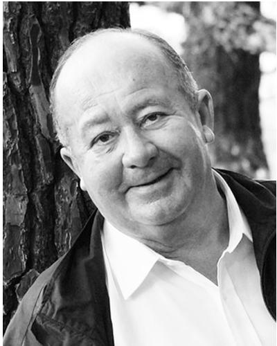 Claude Ponti, président d'association