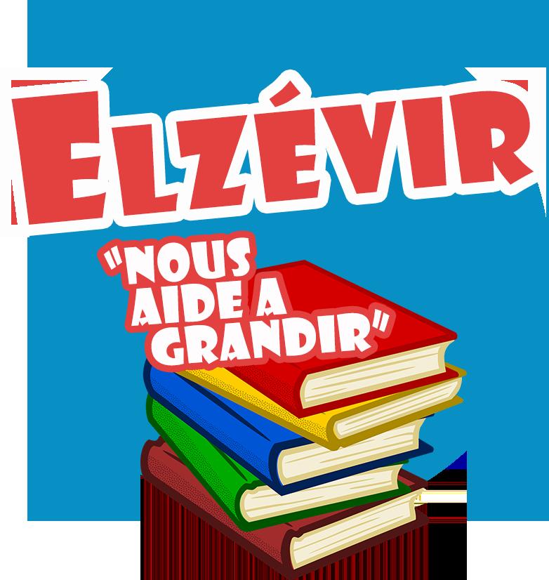 Logo et slogan Elzévir Festival